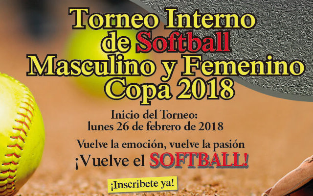 Banner Softball febrero 2018 2