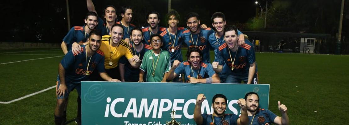 campeon copa navidad 2019 ft