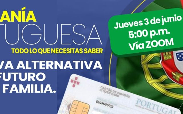 ciudadania portuguesa