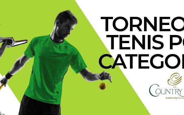 banner tenis inicia torneo
