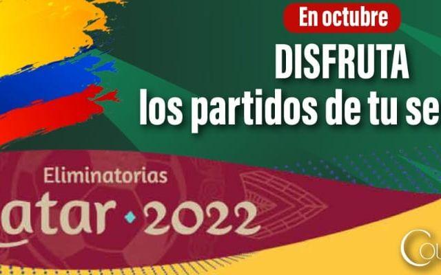 Banner partidos de Colombia