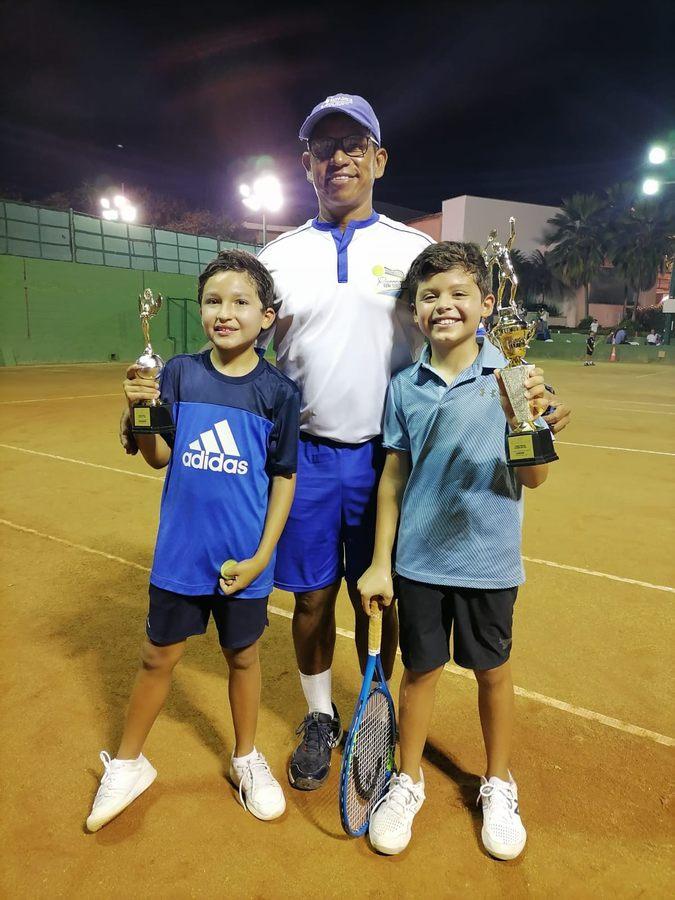 Federico Durán y Juan Simon Girald
